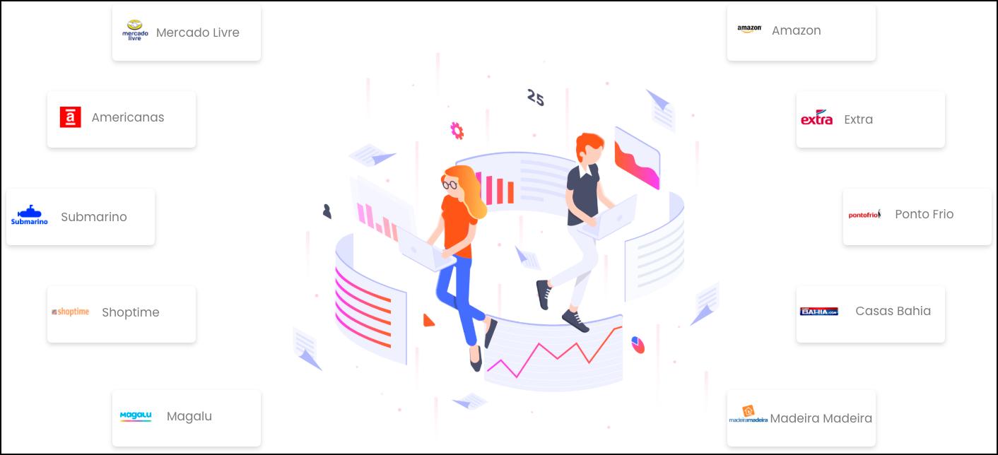 Integrações com Marketplaces
