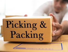 Conheça o método Picking e Packing