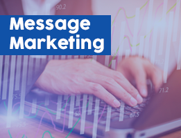 Pratique Cross-Sell utilizando o Message Marketing