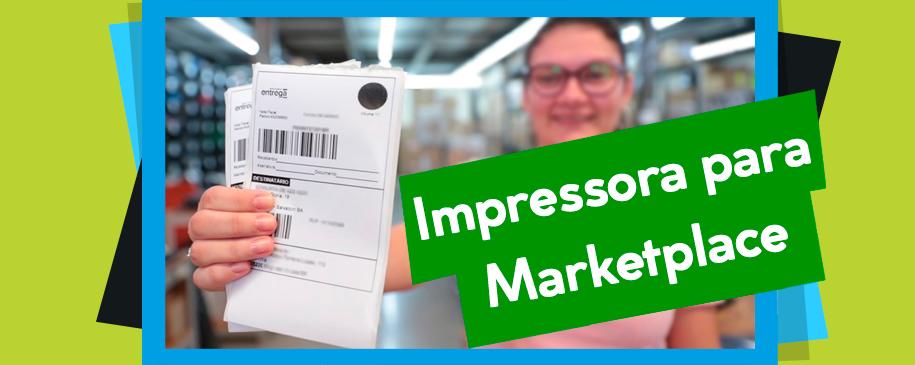 Qual a melhor impressora de etiquetas para vendedor de marketplace?