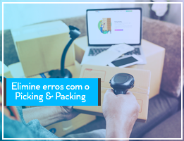 Elimine erros com o Picking & Packing da Venda.la