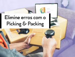 Elimine erros com o Picking & Packing da Venda.la