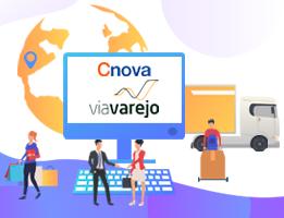 Vantagens de um HUB de integração CNOVA / Via Varejo