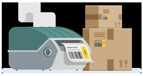 Venda.la - Impressão Automática de Etiquetas