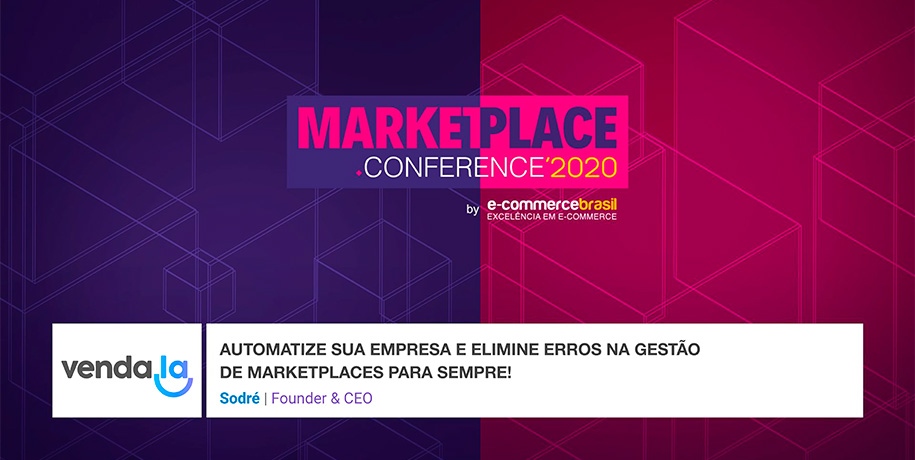 Marketplace Conference 2020: Live Edition com Melqui Sodré
