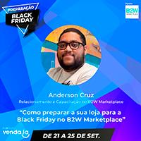 Preparação Black Friday 2020 – B2W Marketplace