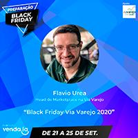Preparação Black Friday 2020 – Via Varejo