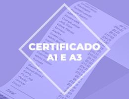 Diferenças entre os Certificados Digitais A1 e A3