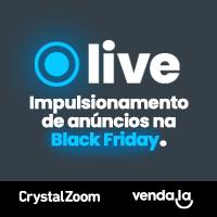 LIVE: Impulsionamento de anúncios na Black Friday